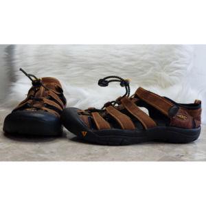 KEEN Newport Sport Sandals  7.5 Brown Water Shoes